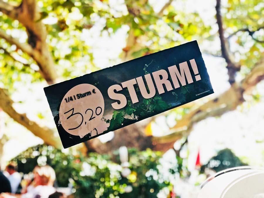 Herbstzeit ist Sturmzeit!