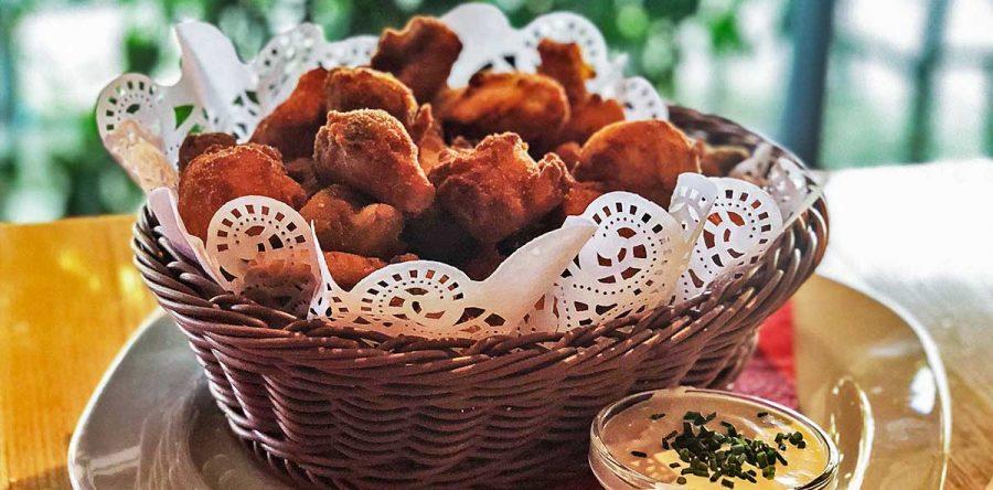 Neu! Vegetarisches Fingerfood