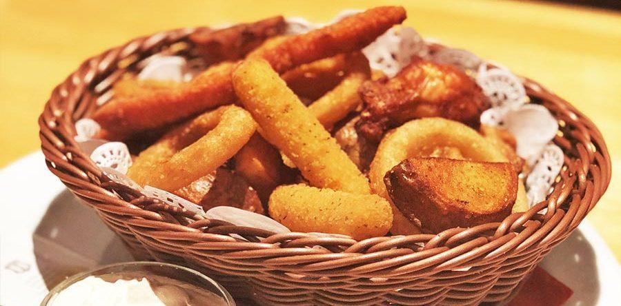 Oase Finger Food