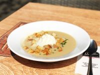 Köstliche Spargelcremesuppe!