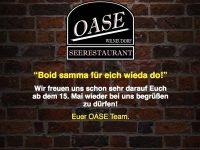 """""""Boid samma für eich wieda do""""…"""